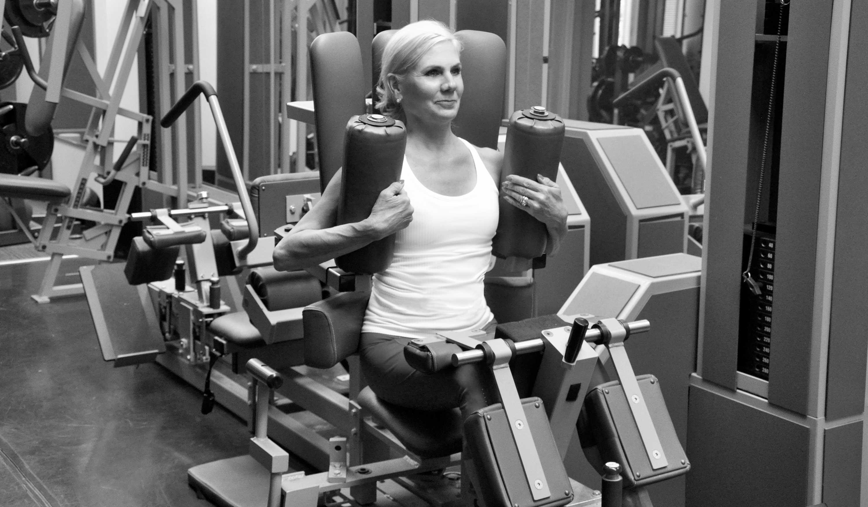 MedX strength training equipment, Pilates Works, Oakville, Ontario